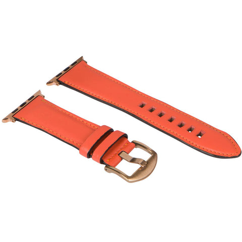 Tangerine Marmalade - 38mm/40mm / Rose Gold - Apple Watch