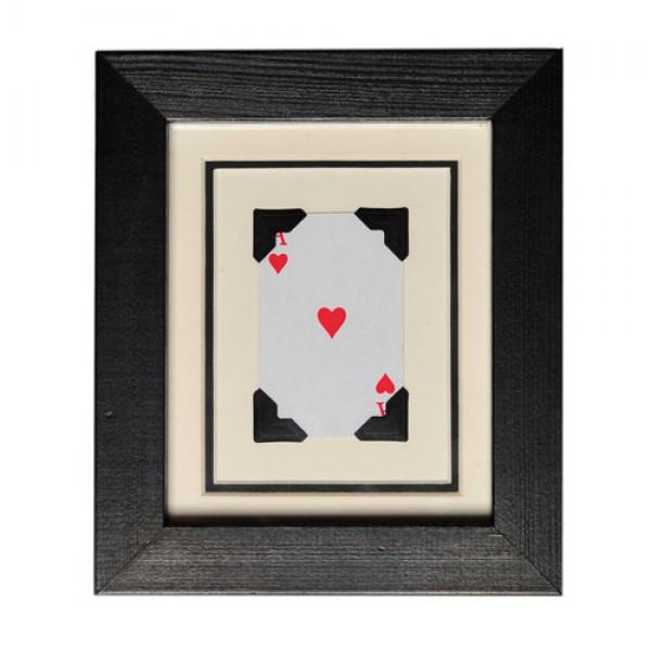 Ace Of Hearts | Framed