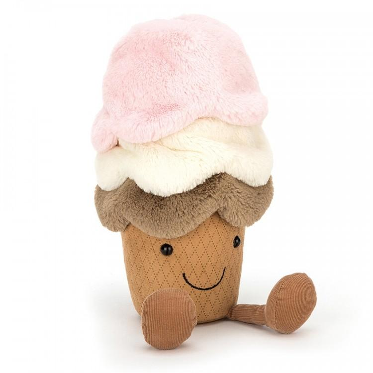 Amuseable Ice Cream Jellycat | 29 cm