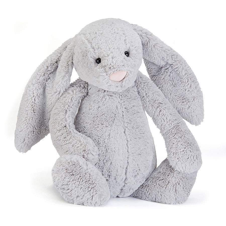 Bashful Bunny  |  Silver Small