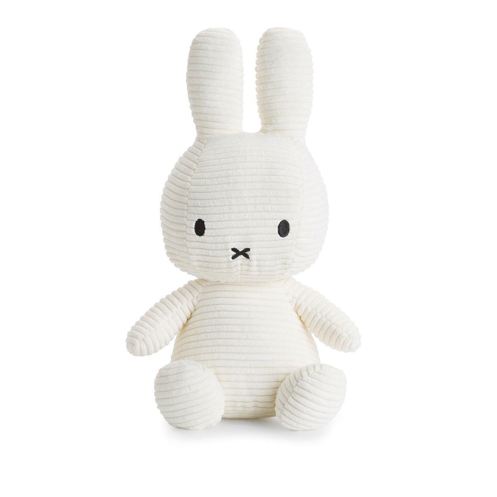 Miffy Corduroy White