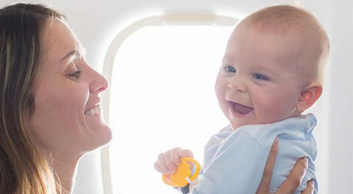 Travelling with a Baby or Child with an Allergy