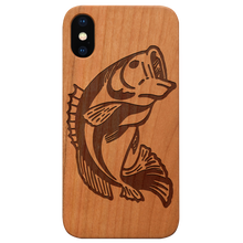 Load image into Gallery viewer, Bass Fish - Engraved