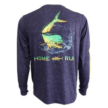 Load image into Gallery viewer, 50 UV Mahi Premium Performance Fishing Shirt