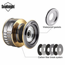 Load image into Gallery viewer, SeaKnight TREANT II 5.0:1 6.2:1 Fishing Reel  Spinning Reel 13KG Max Drag Power Bass Carp Fishing Tackles