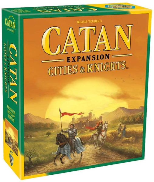 Catan Studios - Catan: Cities & Knights Expansion