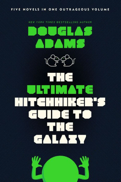 Adams, Douglas - Ultimate Hitchhiker's Guide to the Galaxy