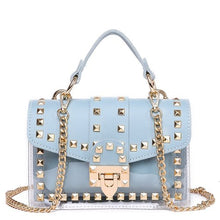 Load image into Gallery viewer, Light Blue Purse