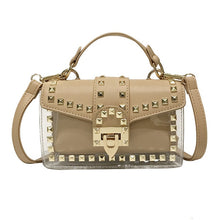 Load image into Gallery viewer, Mini Light Brown Purse