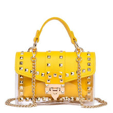 Load image into Gallery viewer, Yellow Purse