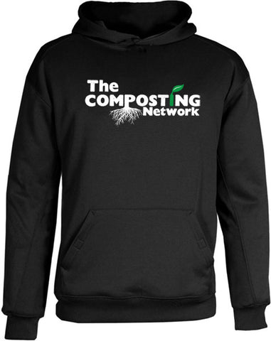 Composting Network Hooded Sweatshirt