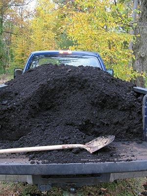 Compost - 1 Cubic Yard