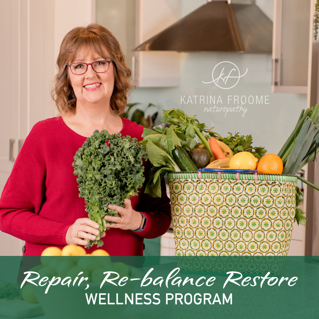 Repair, Re-balance & Restore Wellness Program (RRRWP)