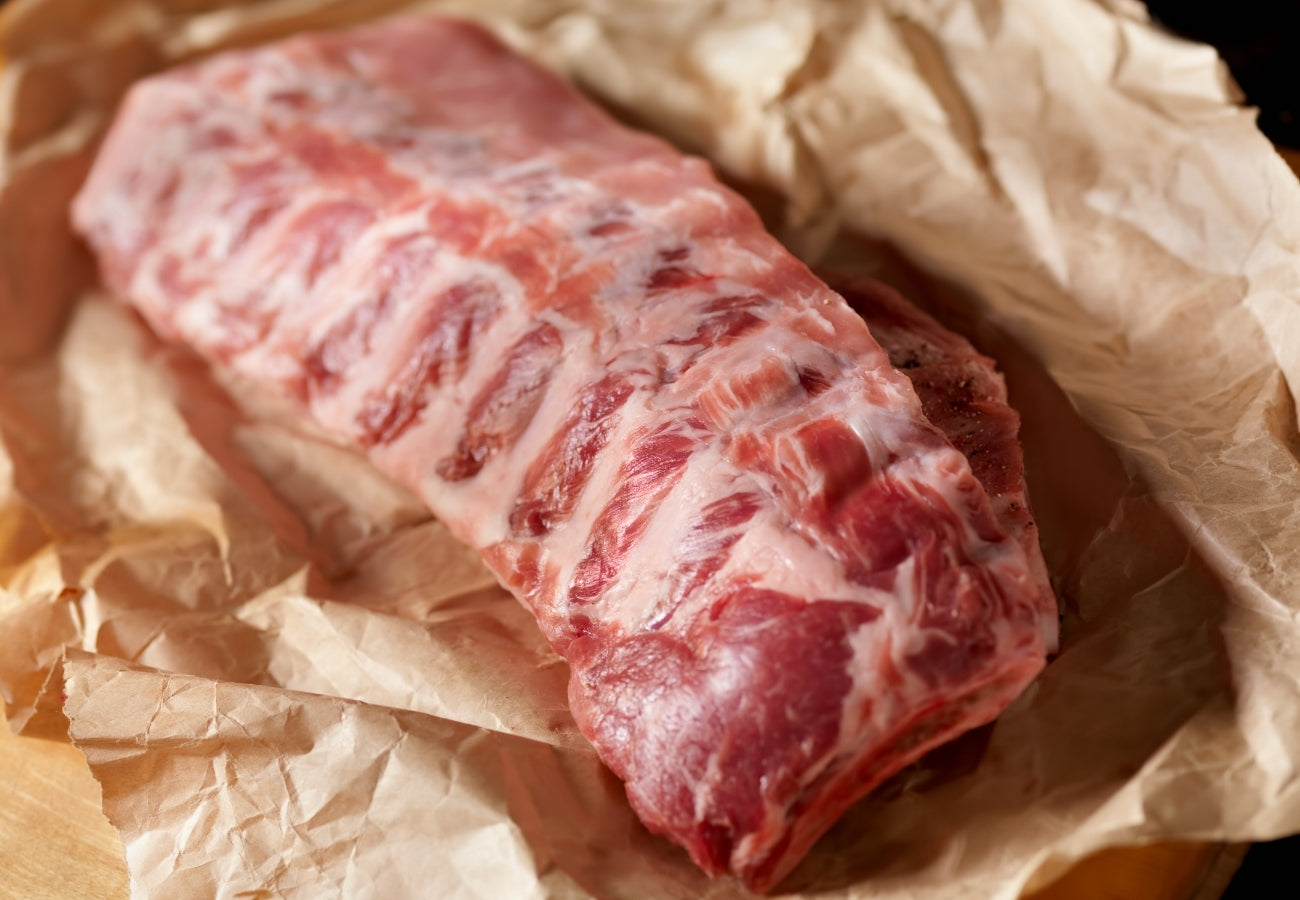 Baby Back Ribs | Bring Home The Bacon