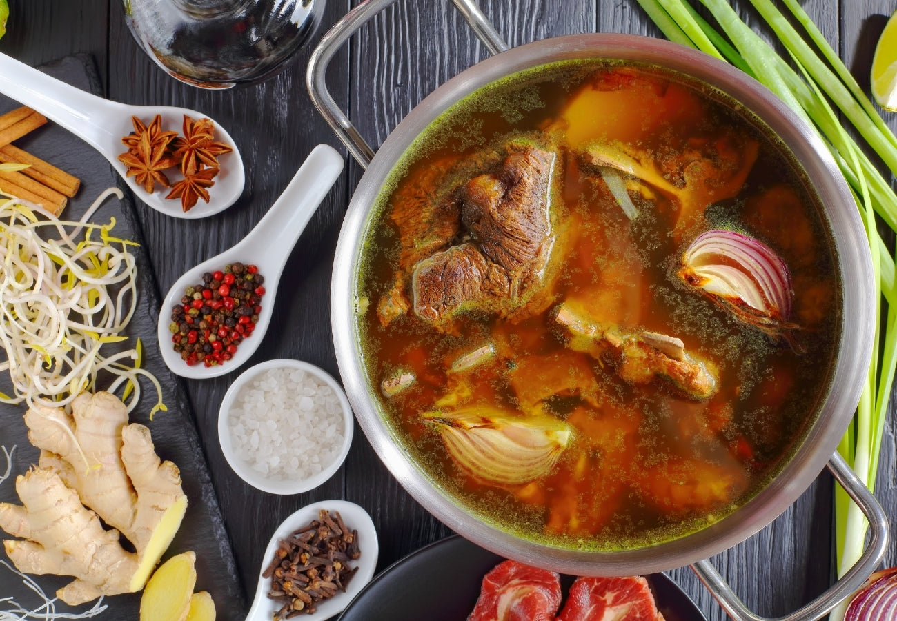How to Make Bone Broth & It's Benefits | Bring Home The Bacon