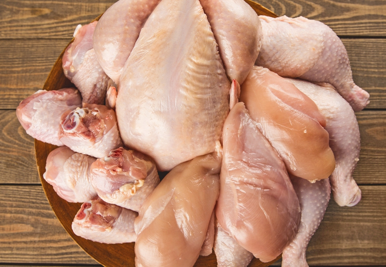 Benefits of Both Dark & White Chicken Meat | Bring Home The Bacon