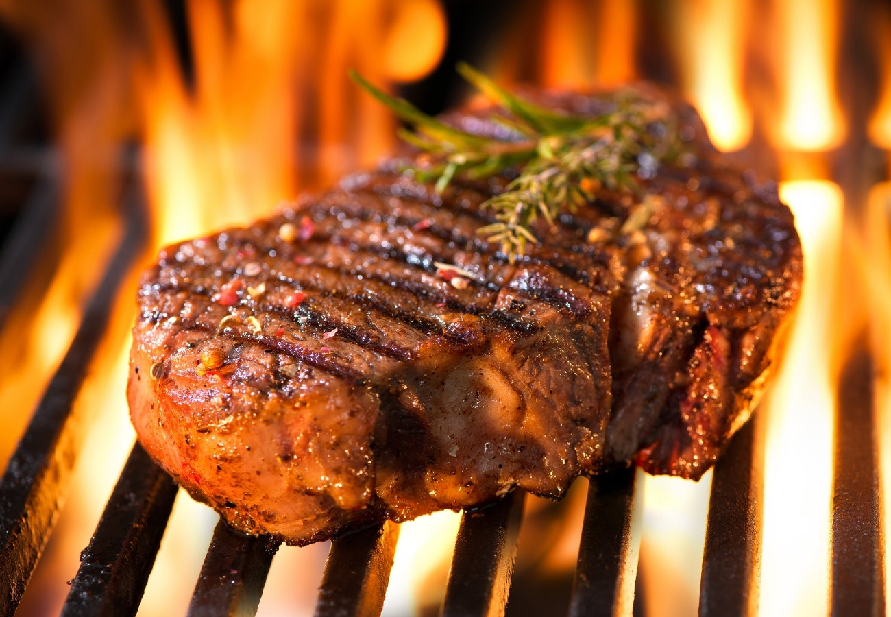 Top Five Mistakes While Grilling Steaks | Grilled Steak