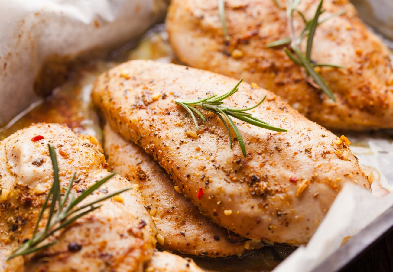 Oven Baked Chicken | Bring Home The Bacon