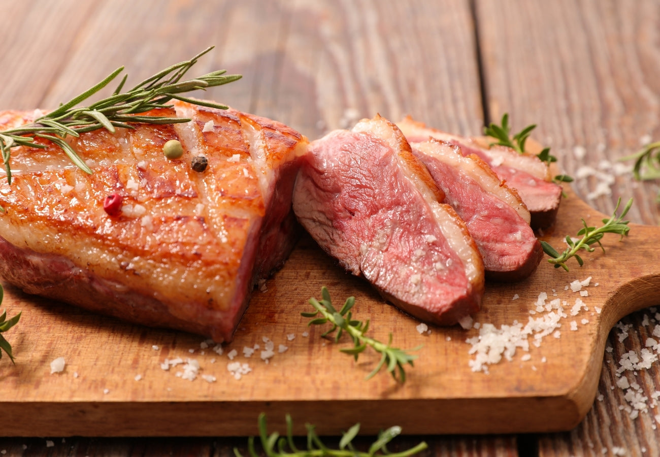Recipe: How To Cook Duck Breast | Bring Home The Bacon