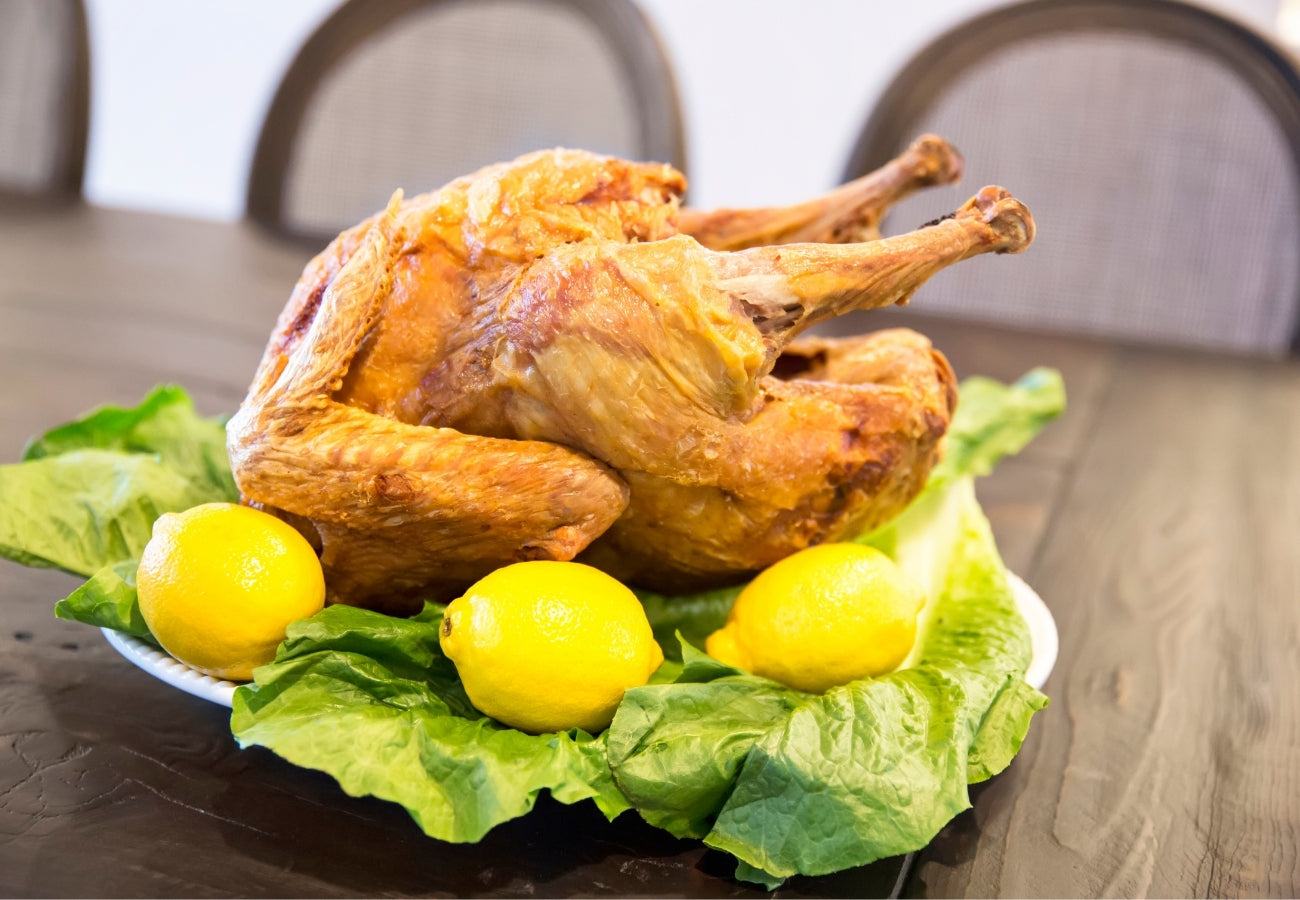 The Only Deep Fried Turkey Recipe You Will Ever Need | Bring Home The Bacon