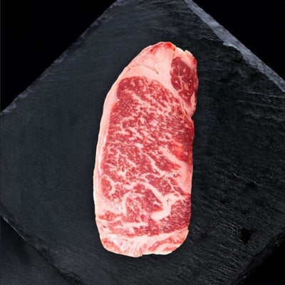 Buy Wagyu NY Striploin Steak Online | Bring Home The Bacon | Meat & Seafood Delivery Vancouver