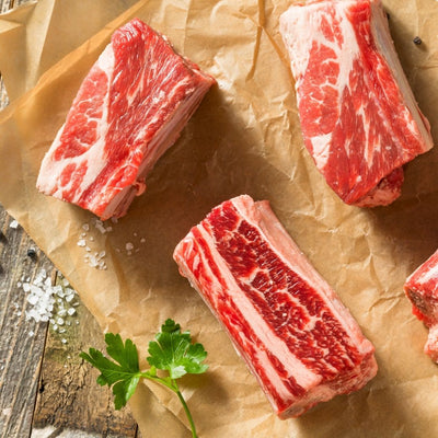 Buy Beef Short Ribs Online | Bring Home The Bacon | Meat & Seafood Delivery Vancouver