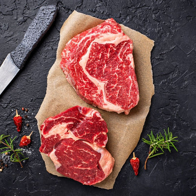 Buy Ribeye Steak Tenderloin Online | Bring Home The Bacon | Meat & Seafood Delivery Vancouver