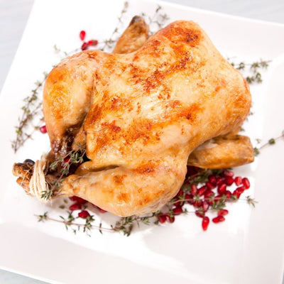 Classic Brine & Roast-Ready Whole Free-Run Chicken