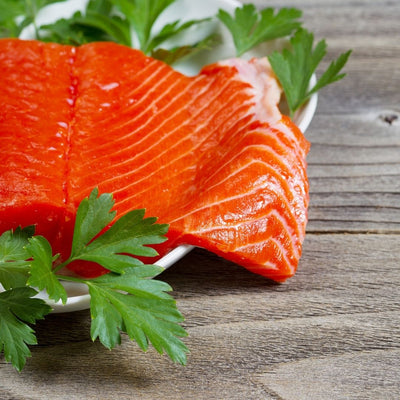 Buy Wild Sockeye Salmon Online | Bring Home The Bacon | Meat & Seafood Delivery Vancouver