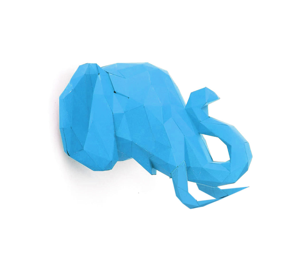 Elefante DIY - Un color