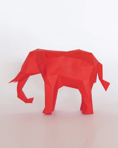 Elefante Mesa DIY - Un color