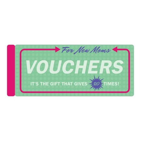 New Moms Voucher Book