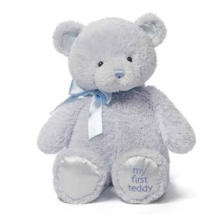 Blue My First Teddy