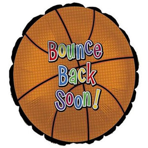 "18"" Bounce Back Soon"