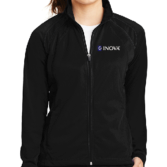 Women's Inova Sports Tek Jacket in Black