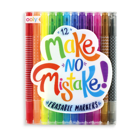 No Mistake Markers