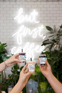 Cold Brew Bears- Mini Coffee Cups