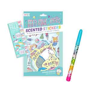 Unicorn and Mermaid Party Happy Pack