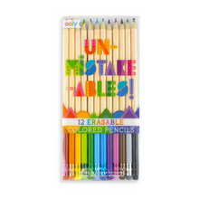 Load image into Gallery viewer, Unmistakeable Erasable Colored Pencils