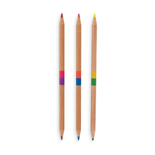 Load image into Gallery viewer, 2 of a Kind Double Ended Colored Pencils