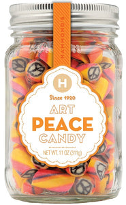 Peace Art Candy