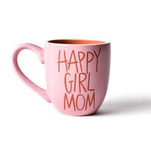 Happy Girl Mom Mug