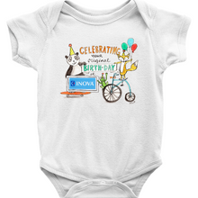 Load image into Gallery viewer, Inova Newborn Onesie