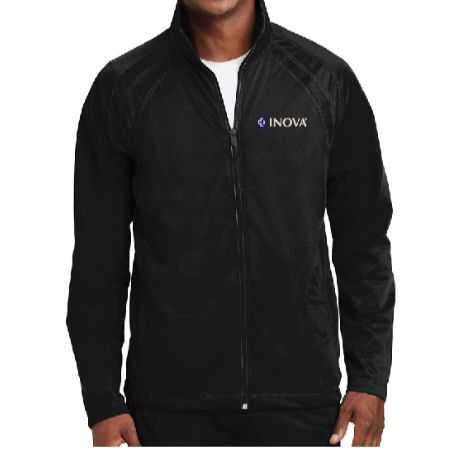 Men's Inova Sports Tek Jacket in Black