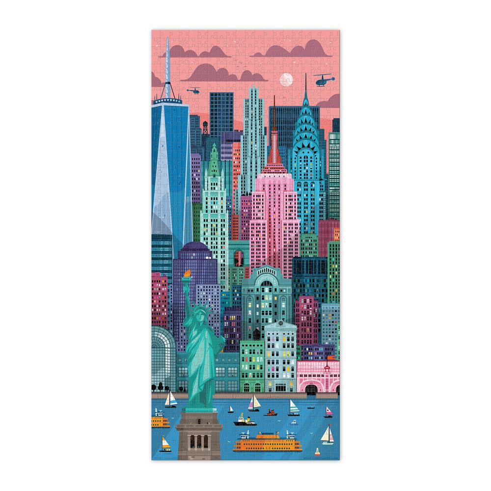 New York- 1000 Piece Puzzle