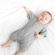 Load image into Gallery viewer, Organic Cotton Everyday Romper