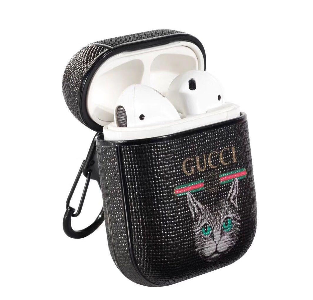 Luxury Gucci Airpod Case Casexsociety