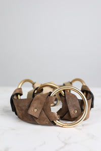 You added <b><u>Put A Ring On It Multi Ring Leather Belt</u></b> to your cart.