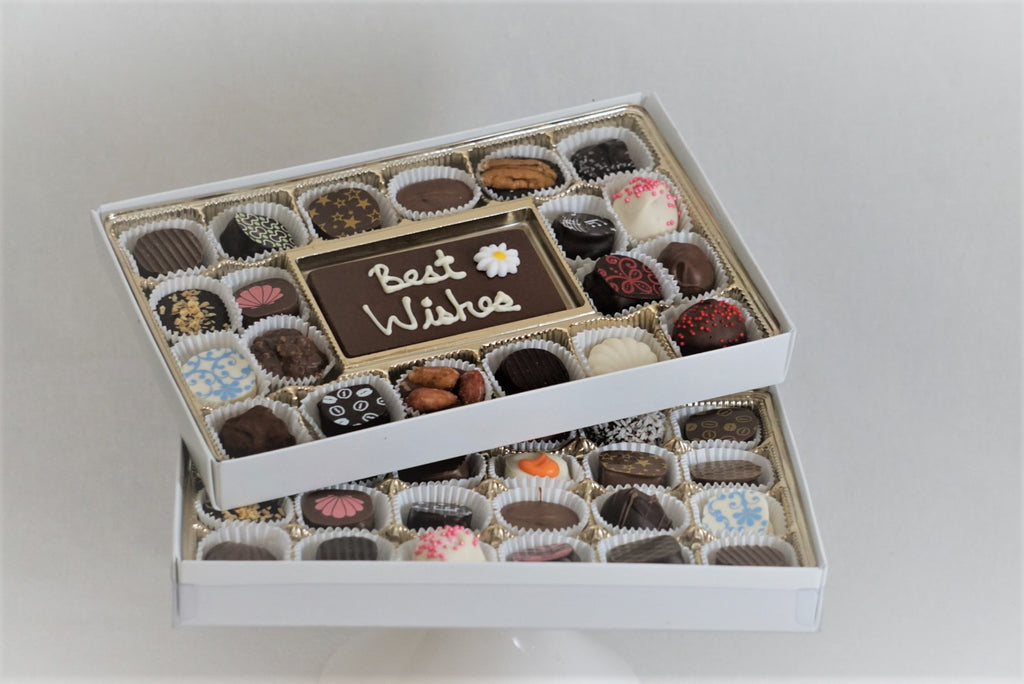 44 Piece Box with Message Bar