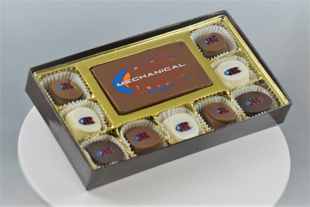 9 Piece Box with Message Bar (Message Bar Transfer)
